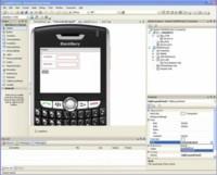 Plug-in Blackberry para Visual Studio