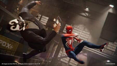 El remaster de Marvel's Spider-man en PS5 no será compatible con las partidas guardadas del original de PS4