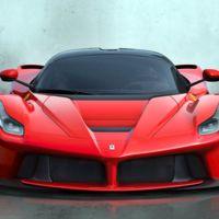 La llegada del Ferrari LaFerrari Spider es inminente