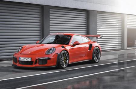 Porsche 911 GT3 RS 4.2. ¿Lo veremos en 2017?