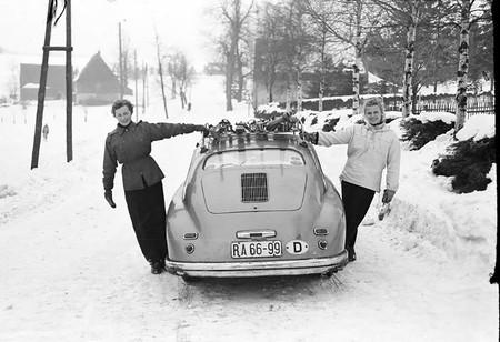 Lindner Coupe Porsche 356 Alemania del Este