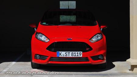 Ford Fiesta ST, presentación y prueba en Francia (parte 1)