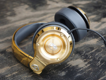 Audífonos Monster 24K