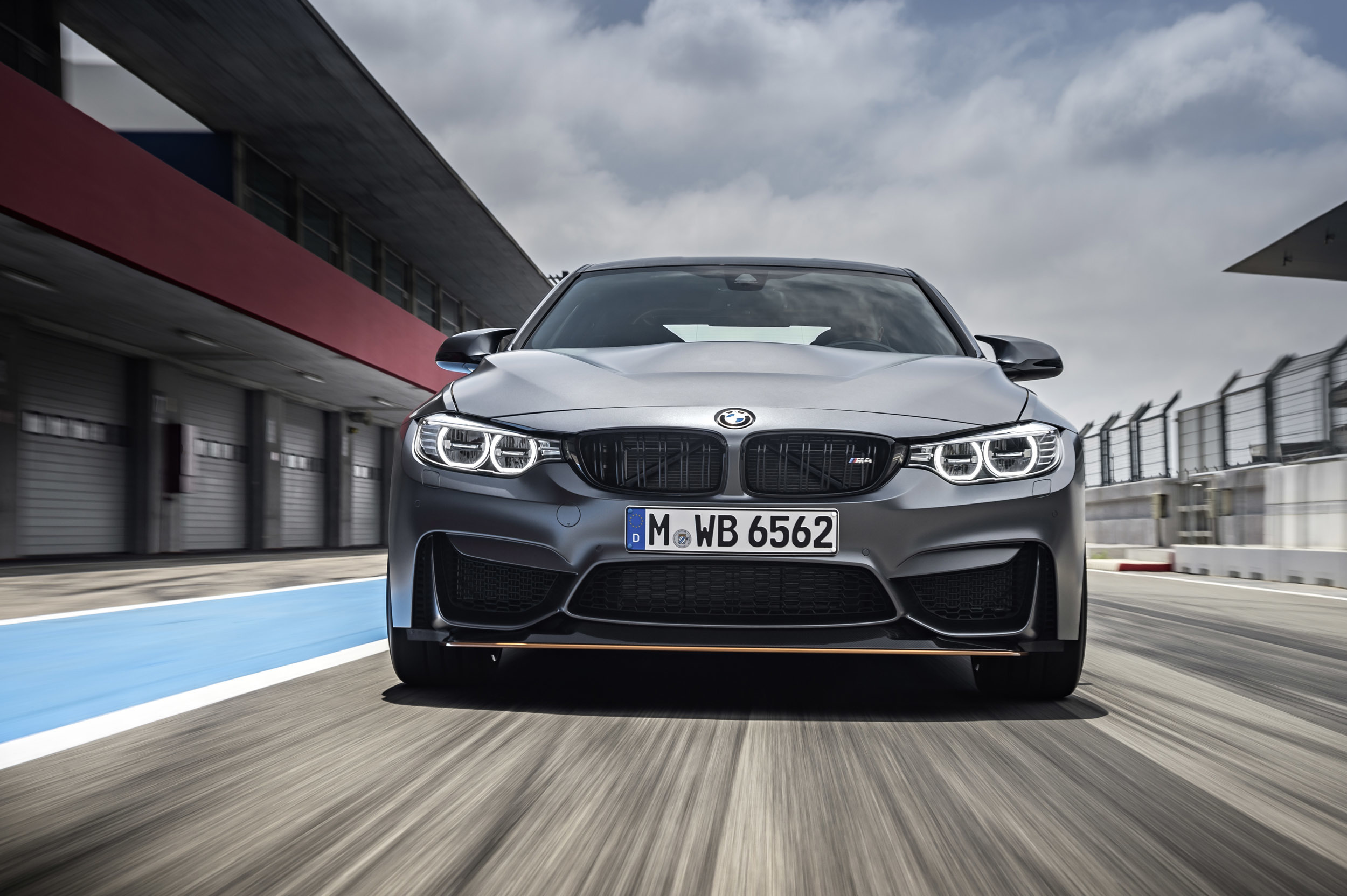 Foto de BMW M4 GTS (26/54)
