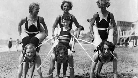 England 1932
