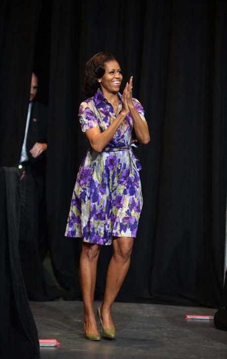 Michelle Obama estampados
