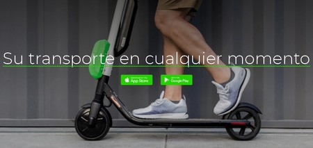 Lime es otra compañía de scooters eléctricos compartidos que pronto comenzaría operaciones en México