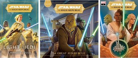 Libros y cómics de Star Wars the High Republic en Amazon México