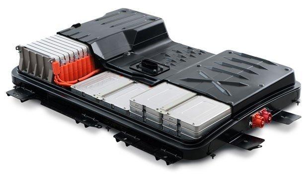 Batería del Nissan Leaf
