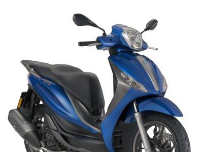 Piaggio Medley, nuevo Scooter de rueda alta