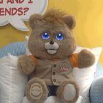 La tecnología llega al Osito Teddy con ojos LED, disco duro y enlace a un smartphone