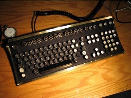 El teclado del siglo XIX