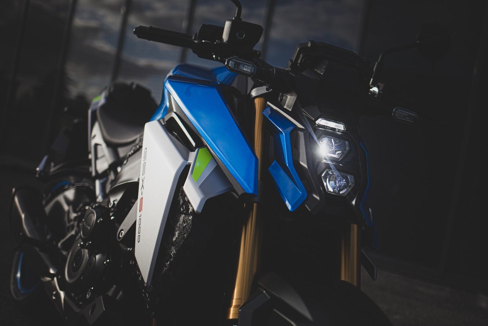 Foto de Suzuki GSX-S1000 2021 (18/67)