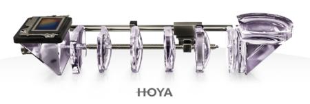 Lentes Hoya zoom 3 aumentos