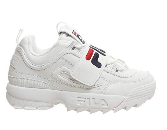 Dónde comprar más barato y al mejor precio unas zapatillas Fila Disruptor dc1be60506b