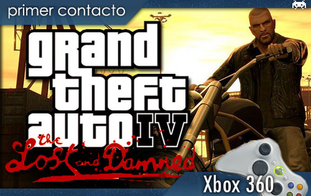 Probamos en exclusiva: 'GTA: The Lost and Damned'