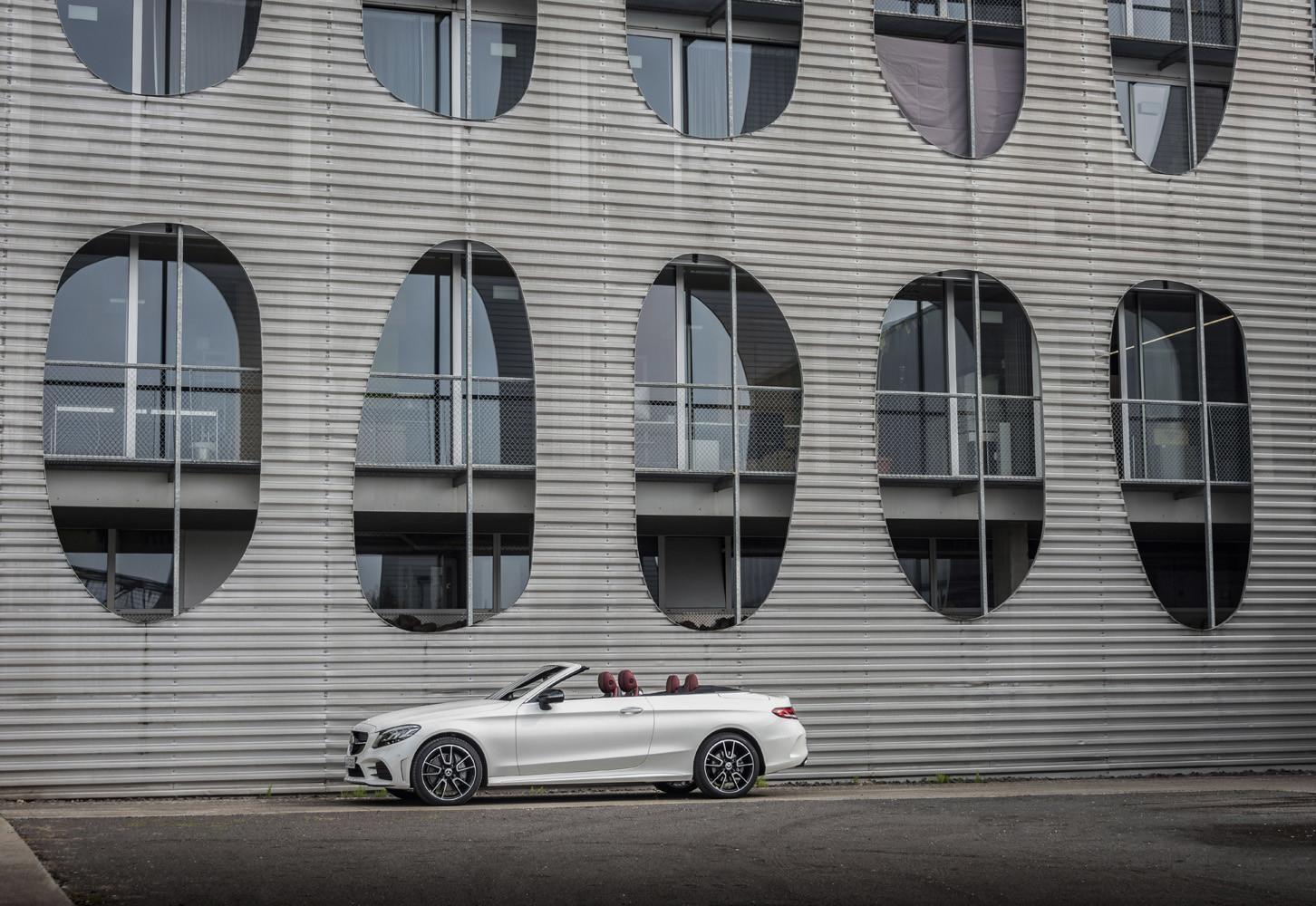 Foto de Mercedes-Benz Clase C 2018, toma de contacto (46/255)