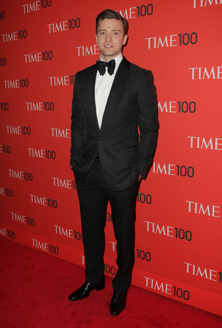 Justin Timberlake Time100