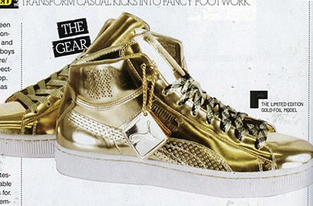 Puma doradas