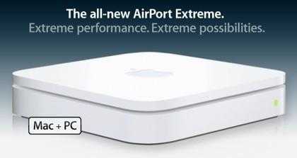 Nuevo AirPort Extreme de Apple