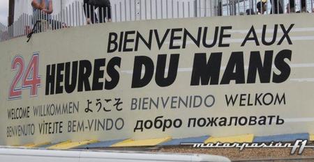 24 horas de Le Mans 2011: mi experiencia