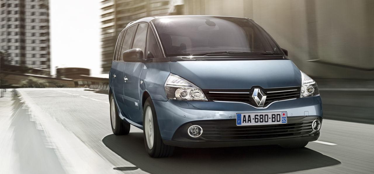 Foto de Renault Espace 2012 (5/13)