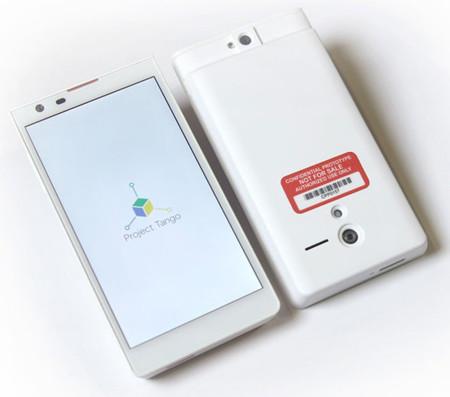 Project Tango, lo nuevo de Google: que el móvil llegue a entender el mundo real