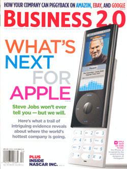 Portadas de Steve Jobs