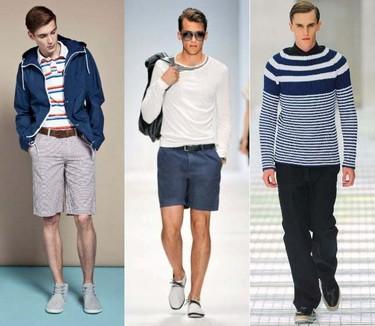 Aprende y saca partido a las tendencias de esta temporada: el estilo navy