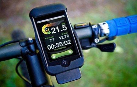 Kit LiveRider para monitorizar tu entrenamiento en bicicleta con el iPhone