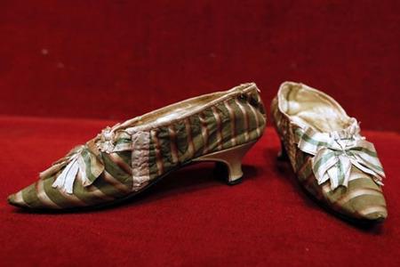 Maria Antonieta slippers