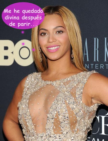 Beyoncé estrena su documental y saca el pechamen a paseo