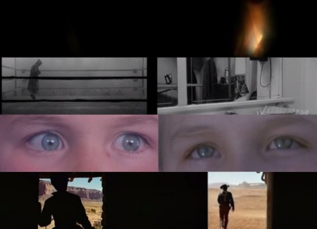 Interesante comparativa del primer y el último plano en 55 películas