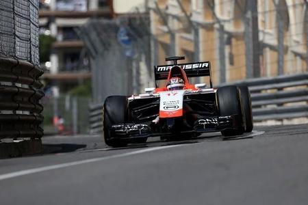 Jules Bianchi consigue los primeros puntos para Marussia