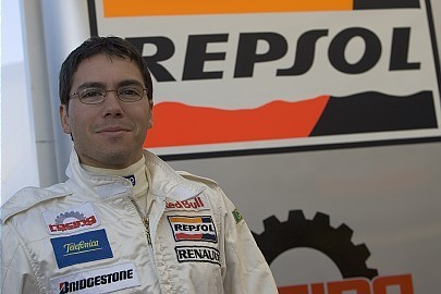 Borja García vuelve a la GP2