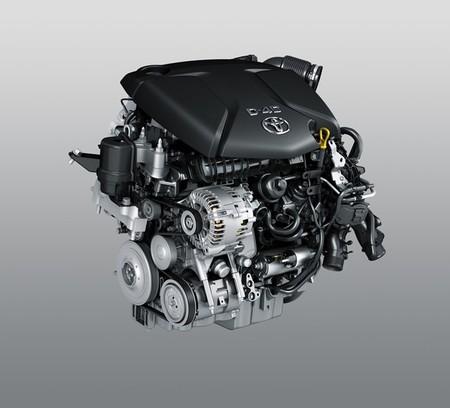 Motor del Toyota Verso 1.6d-4d 2014