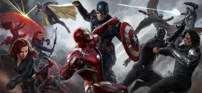 Imagen de Capitán América: Civil War