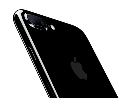 Apple Iphone7plus Jetblk