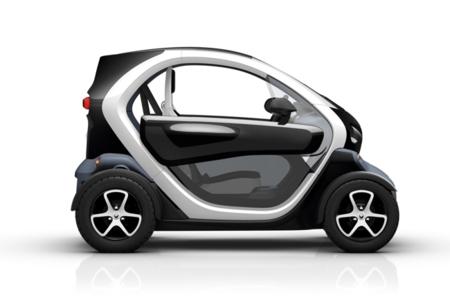 Renault Twizy Technic negro