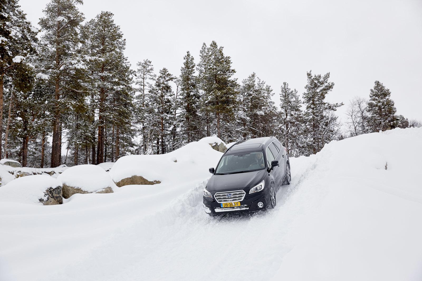 Foto de Subaru Snow Drive 2016 (60/137)