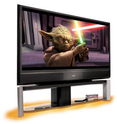 JVC lanza la D-ILA HDTV para competir con Sony