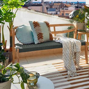 Kave Home y presenta sus nuevas colecciones para disfrutar al máximo de las terrazas y balcones este verano