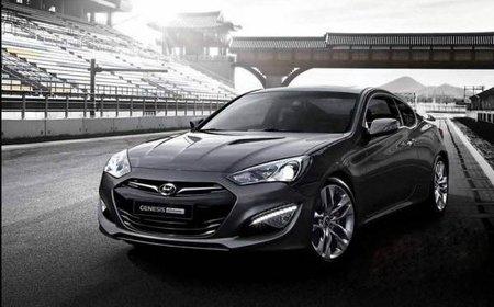 ¿El Hyundai Genesis Coupé se lavará la cara en breve?