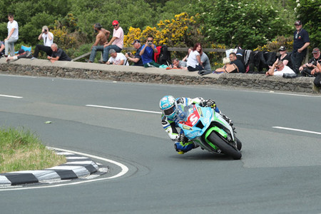 Dean Harrison Superstock Race Tt Isla De Man 2018