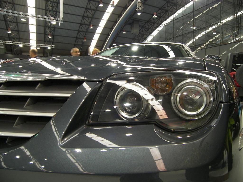 Foto de Chrysler Crossfire en el Salón de Vigo (9/14)
