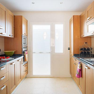 Distribuir tu cocina para sacarle el m ximo partido ii for Cocinas en paralelo