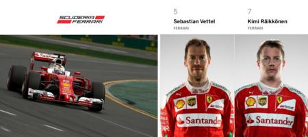 Ferrri F1 Team