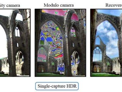 El MIT crea la Modulo Camera, una tecnología que promete imágenes HDR perfectas en una toma