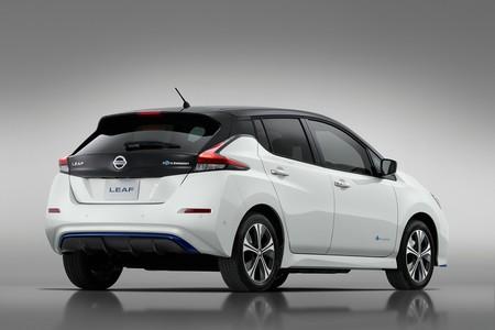 Nissan Leaf E Acenta 2020 1