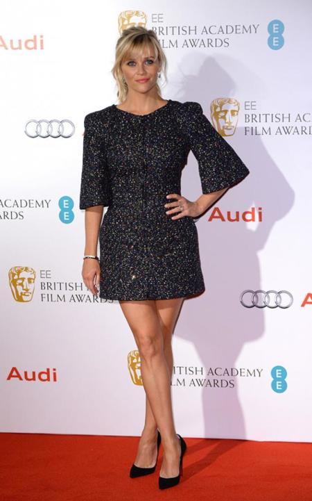Fiesta Nominados Premios Bafta 2015 Reese Witherspoon